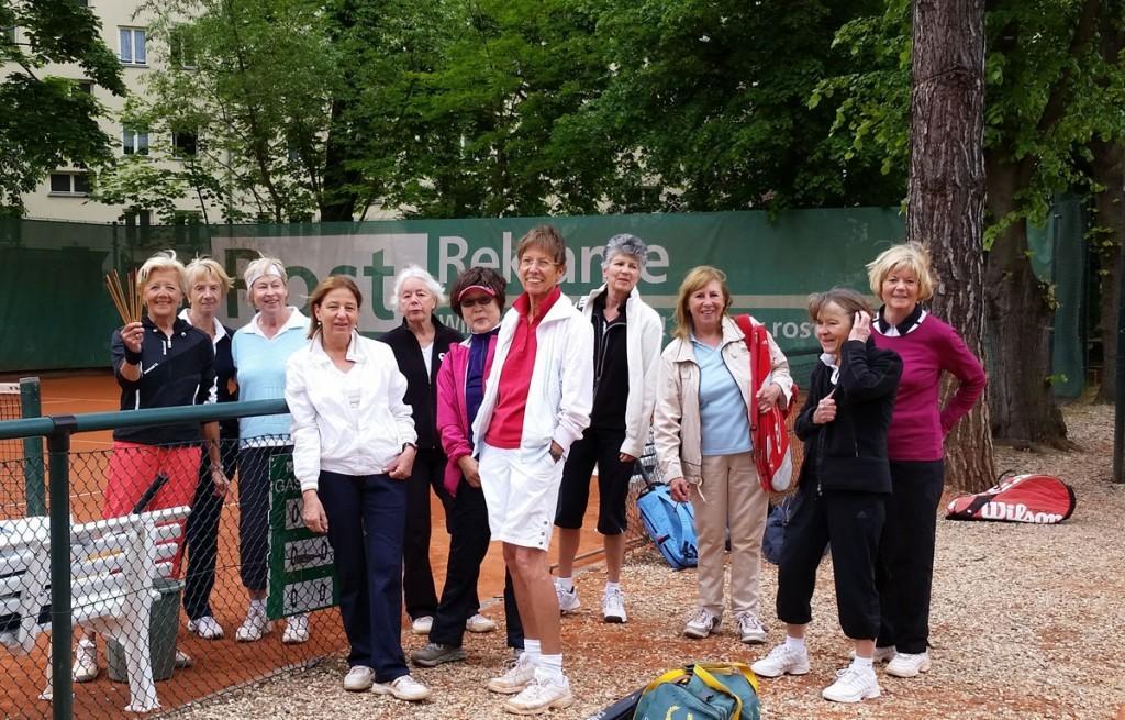 Ladies Morning im Grunewald Tennisclub